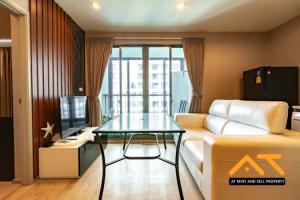 ขายคอนโดท่าพระ ตลาดพลู : ขายห้อง - IDEO วุฒากาศ - 45 ตร.ม. 2ห้องนอน ราคาถูกที่สุดในตึก
