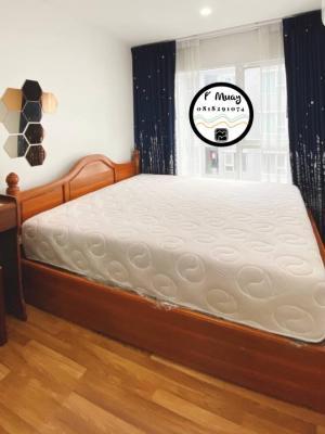 เช่าคอนโดบางซื่อ วงศ์สว่าง เตาปูน : 💥Hot💥 ห้องสวย ตึก 🅱️ #คอนโดรีเจ้นท์โฮมบางซ่อน27 ❤️ ค่าเช่า 6,500 บาท