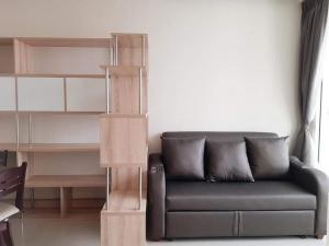 เช่าคอนโดพระราม 9 เพชรบุรีตัดใหม่ : ให้เช่า ที.ซี.กรีน พระราม9 TC green rama9 อาคาร C วิวห้อง เมือง ชั้น 25 ขนาดห้อง 35 ตรม. สภาพห้องใหม่มาก ราคา 12,000