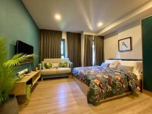 For RentCondoOnnut, Udomsuk : The Base Sukhumvit 50 for Rent (ฺ Bts Onnut ) 9500/month