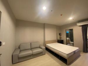 For RentCondoSamrong, Samut Prakan : For rent  Ideo Sukhumvit 115  Studio, size 28 sq.m., Beautiful room, fully furnished.