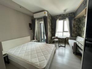For RentCondoBang Sue, Wong Sawang : For rent Chapter One Shine Bangpo  Studio, size 23 sq.m., Beautiful room, fully furnished.