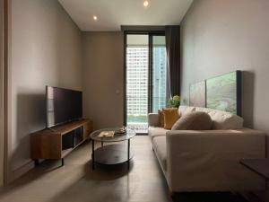 For RentCondoRama9, RCA, Petchaburi : for rent The Esse at Singha complex //40,000