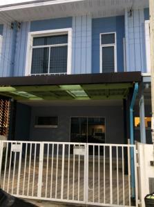 เช่าทาวน์เฮ้าส์/ทาวน์โฮมบางใหญ่ บางบัวทอง ไทรน้อย : ให้เช่าหมู่บ้าน J City รัตนาธิเบศร์- บางบัวทอง นนทบุรี MRT คลองบางไผ่