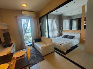 เช่าคอนโดพระราม 9 เพชรบุรีตัดใหม่ : คอนโดให้เช่า Midst Rama9   BA21  ห้องสวย เครื่องใช้ไฟฟ้าครบ ราคา 12,999 บาท