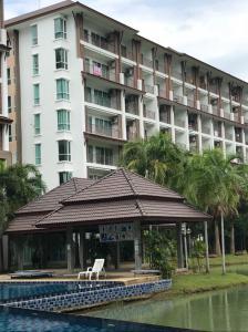 For RentCondoPattaya, Bangsaen, Chonburi : ** (For Rent) 4000 baht ** Condo AD Bang Saray. Lake and Resort, Bang Saray, Sattahip, Chonburi