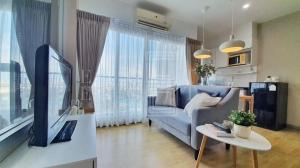 For SaleCondoThaphra, Wutthakat : For Sale/Rent The Parkland Taksin-Thapra (35.34 sqm.)