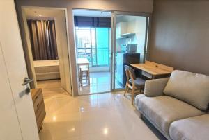 ขายคอนโดอ่อนนุช อุดมสุข : (เจ้าของขายเอง) ASPIRE SUKHUMVIT 48 CONDO 1 Bedroom 27 sq.m.