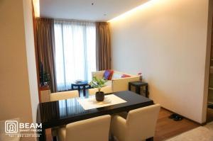 For RentCondoSukhumvit, Asoke, Thonglor : AD008_P 💖The Address Sukhumvit 28💖**Beautiful room, fully furnished, ready to move in** near BTS Phrom Phong