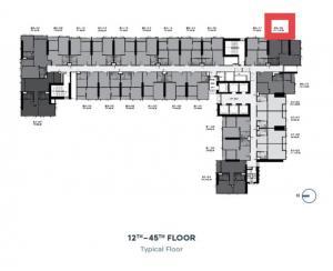 For SaleCondoLadprao, Central Ladprao : ขาย📍life ladprao ตำเเหน่งC218 Rare Item ถูกกว่าโครงการ ✅under market 15%✅