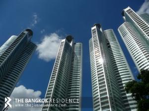 For SaleCondoPrachin Buri : City View!! 3B3B Luxury Condo for Sale Near BTS Asoke - The Millennium Residence @22.5MB