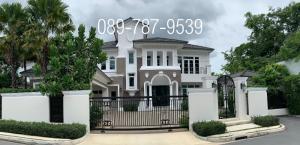 ขายบ้านปิ่นเกล้า จรัญสนิทวงศ์ : ขาย บ้านเดี่ยว ลดาวัลย์ ราชพฤกษ์-ปิ่นเกล้า (Ladawan Ratchapruek-Pinklao)  คฤหาสน์หรู สภาพใหม่ ไม่เคยเข้าอยู่ ขนาด 179 ตารางวา