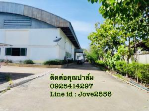 For RentWarehouseSamrong, Samut Prakan : Warehouse  for rent in Bang Pu Samut Prakan, Thailand (ZW319)
