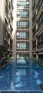 For RentCondoBangna, Lasalle, Bearing : Pause ID Sukhumvit 107  Please send us a line for more Line ID: @condo1234 (with @ too)