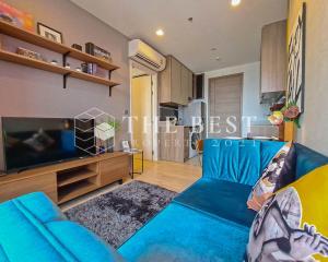 For RentCondoSapankwai,Jatujak : 🔥 Cheap rent, The Line Phahol - Pradipat, 1 bedroom, high floor, price 16,000 baht/month