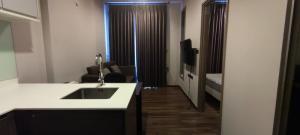 For RentCondoSukhumvit, Asoke, Thonglor : For rent, Ceil by Sansiri, 1 bedroom, 1 bathroom, size 35 sq.m., 12,500 baht / month only.