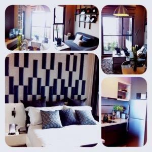 เช่าคอนโดอ่อนนุช อุดมสุข : เช่าด่วน !! ห้องแต่งสวยมาก ห้องกว้าง Wyne Sukhumvit by sansiri