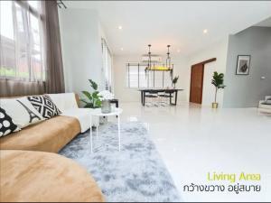 For SaleHouseSamrong, Samut Prakan : House for sale at Atoll Java Bay, 50 sq.wa., 3 bedrooms.