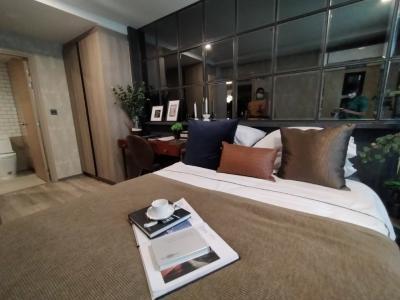 ขายคอนโดรัชดา ห้วยขวาง : 🔥คอนโดเลี้ยงสัตว์ ใจกลางย่านรัชดา ห้องใหญ่พิเศษ 35 ตารางเมตร ราคา เพียง 2.99 เท่านั้น🔥