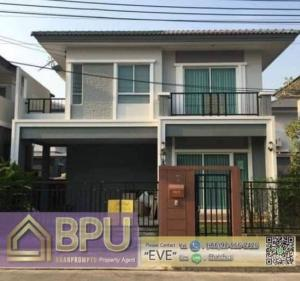 For RentHousePattanakan, Srinakarin : ** 3 Bedrooms Single House for Rent ** Passorn Prestige Luxe Pattanakarn 38