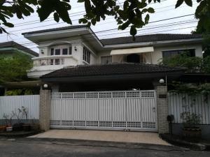 ขายบ้านรังสิต ธรรมศาสตร์ ปทุม : ขายด่วน บ้านเดี่ยว หมู่บ้านชัยพฤกษ์ รังสิตคลอง 2 บ้านสวย พร้อมพื้นที่สวนขนาดใหญ่