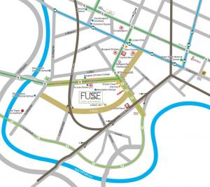 For RentCondoSathorn, Narathiwat : Fuse Chan-Sathorn  **Line ID: @m9898 (with @ ) Please send us a line for more information