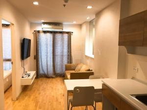 For RentCondoThaphra, Wutthakat : For Rent Casa Condo Asoke-Dindaeng (31 sqm.)