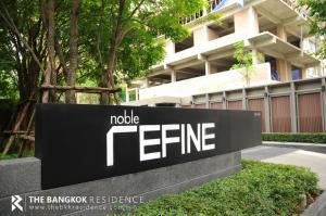 For SaleCondoSukhumvit, Asoke, Thonglor : Hot deal! Noble Refine Corner room, nice decorated