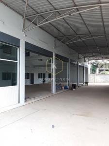 เช่าโกดังนวมินทร์ รามอินทรา : ให้เช่าโกดัง ซอยเพิ่มสิน เขตสายไหม กรุงเทพ พื้นที่ 600 ตร.ม. ใกล้ถนน 4 เลน 50 ม. Warehouse for rent, Soi Permsin, Sai Mai District, Bangkok, Area 600 sq.m.