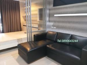 For RentCondoPattaya, Bangsaen, Chonburi : 🏷For rent 5,000 ฿/month, 22 sq m. Lumpini Ville Naklua-Wong Amat.