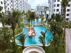 ขายคอนโดพัทยา บางแสน ชลบุรี : Arcadia Beach Resort 25 sqm - 1.39 mln