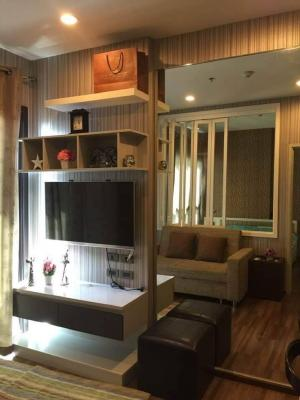For RentCondoOnnut, Udomsuk : Condo for rent Wyne sukhumvit, next to BTS Phra Khanong, ready to move in, special price only 13,000 baht / month