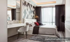 ขายดาวน์คอนโดลาดพร้าว เซ็นทรัลลาดพร้าว : One Price ! ! ห้องใหม่จากโครงการ ราคาเดียวทุกชั้น เพียง @4.5 MB Whizdom Avenue Ratchada-Ladprao 1ห้องนอน ขนาด 35.29 ตร. ม. ติด MRT ลาดพร้าว