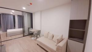 For RentCondoLadprao, Central Ladprao : Condo for rent Atmoz Ladprao 15 🍁 36 sqm 2 bedrooms 🍁 rent 12000 baht only