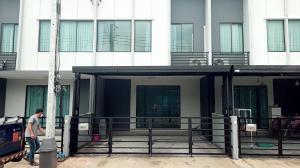 For RentTownhouseChengwatana, Muangthong : House for Rent at Pleno Chaiyaphruek--Chaeng Wattana