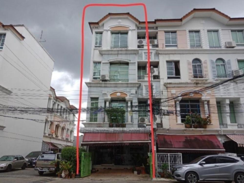 For SaleTownhouseLadprao, Central Ladprao : 2931-A😍 For SELL ขายทาวน์โฮม 3 ชั้น🚪4 ห้องนอน🚄ใกล้ เดอะ เชลเตอร์ โชคชัย 4🏢ลาดพร้าว🔔พื้นที่บ้าน:24.00ตร.วา🔔พื้นที่ใช้สอย:340.00ตร.ม.💲ขาย:8,000,000฿📞O86-454O477,O99-5919653✅LineID:@sureresidence