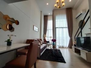 For RentCondoRattanathibet, Sanambinna : Condo for rent, Knightsbridge Tiwanon, duplex room
