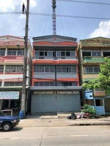 For RentShophouseLadkrabang, Suwannaphum Airport : Commercial building for rent At Ladkrabang