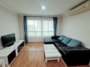 For RentCondoRama9, Petchburi, RCA : RENT !! Condo Lumpini Place, MRT Rama 9, 1 Bed, Tower C, Floor 18, 71 sq.m., 20,000 Baht
