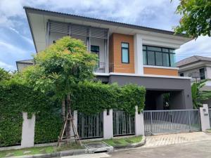 For RentHouseLadkrabang, Suwannaphum Airport : For Rent Detached House 2 Fl. 42,000 ฿-M Atoll Java Bay Ananda Kingkaeo 19 Fully Furnish Airport Link Suvarnabhumi 4.8 km.