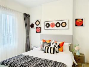 For RentCondoRatchadapisek, Huaikwang, Suttisan : 🔥 (Condo for rent) Chapter One ECO Ratchada - Huaikwang ( Ratchada - Huai Khwang) 1 bedroom, complete electrical appliances, very cheap price, golden location