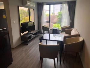 For RentCondoSukhumvit, Asoke, Thonglor : 🔥 (Condo for rent) Ideo Sukhumvit 40 (Sukhumvit 40) 2 bedrooms, complete electrical appliances. Quiet condo, low rise, prime location, near BTS Ekkamai