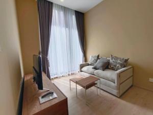 For RentCondoSukhumvit, Asoke, Thonglor : [ For rent ] Noble BE 19, BTS Asoke, MRT Sukhumvit, 1 Bedroom, 34 sq.m.