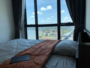 เช่าคอนโดสำโรง สมุทรปราการ : ไนท์บริดจ์ สกาย ริเวอร์ โอเชี่ยน   ❗️❗️FLASH SALE❗️❗️ ห้องว่างคะ แอดไลน์เลยคะ Line ID: @condobkk (มี @ ด้วย)