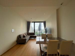 For RentCondoSukhumvit, Asoke, Thonglor : Condo for rent, Beatniq Sukhumvit 32, next to BTS Thonglor, 2 bedrooms, high floor, ready to move in.