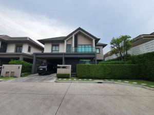 ขายบ้านพระราม 5 ราชพฤกษ์ บางกรวย : 🔥ขายบ้านพร้อมอยู่🔥โครงการ Bangkok Boulevard (บางกอกบูเลอวาร์ด) สาทร-ปิ่นเกล้า2 พร้อมอยู่ 4 ห้องนอน 3 ห้องน้ำ 3 ที่จอดรถ ราคาพิเศษ 12.8 ล้านบาท ตกแต่งด้วยวัสดุ Premium ทั้งหลัง พร้อมของแถมมูลค่าเกือบ 3 ล้านบาท