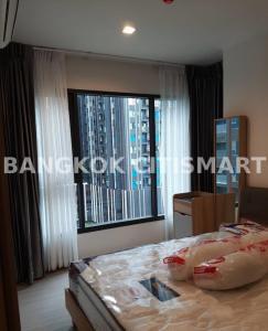 เช่าคอนโดพระราม 9 เพชรบุรีตัดใหม่ : LHY :  ห้องใหม่ 1 นอนห้องมุม 18k สนใจนัดชม 0655203789