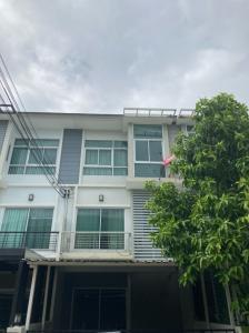 For RentTownhouseRama9, RCA, Petchaburi : H0003-A😊😍 For RENT&SELL ทาวน์เฮ้าส์ 3ชั้น,🚪3 ห้องนอน 🏢 The Metro พระราม 9 🔔พื้นที่บ้าน:18.00ตร.วา🔔พื้นที่ใช้สอย:216.00ตร.ม.*โดยประมาณ💲เช่า:18,000฿💲ขาย:4,190,000฿📞O86-454O477,O99-5919653 ✅LineID:@sureresidence