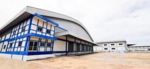 For RentWarehouseSamrong, Samut Prakan : Warehouse for rent, 3,816 sq m. in Bang Phriang Subdistrict, Bang Bo District, Samut Prakan.