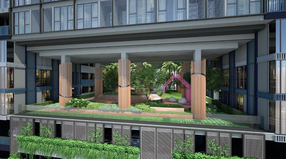 For SaleCondoRatchathewi,Phayathai : XT Phayathai 31-33 sq.m.